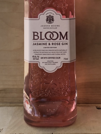 Bloom Jasmine and Rose Gin