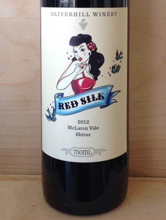 Oliverhill Winery Red Silk Shiraz